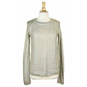 INC International Concepts Pullovers MED Tan